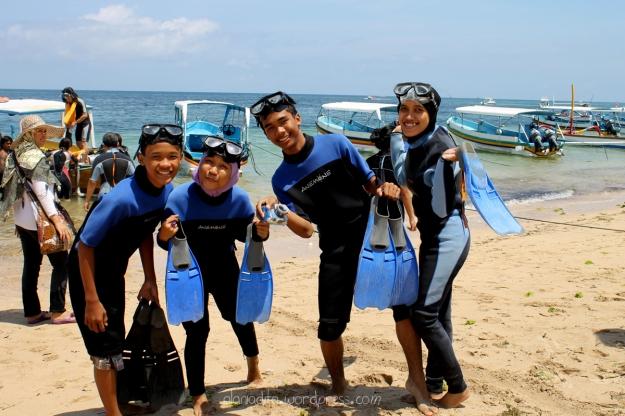woho! Diving!