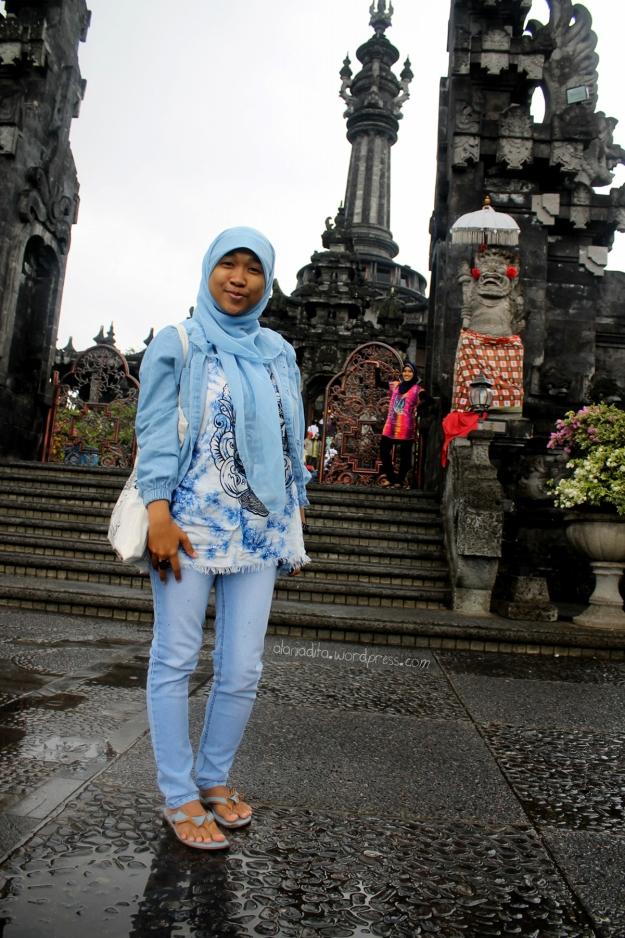 Say Hi, dari Bali!