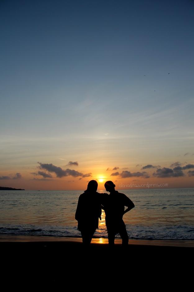 Golden Sunset, Jimbaran, Bali