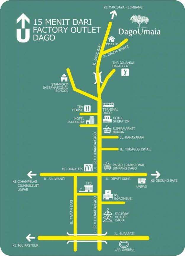 Peta Dago!
