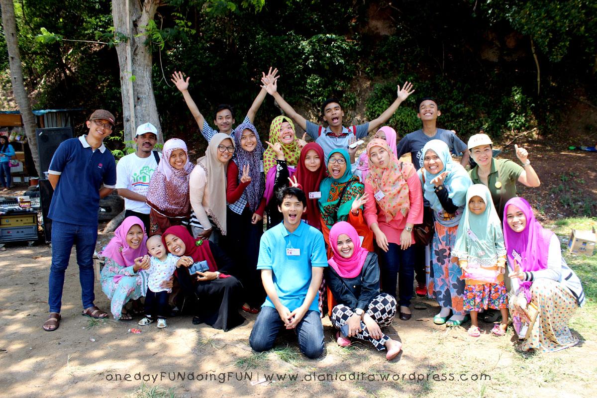 Kakak kakak kece penunjang ODFDF goes to Batam.