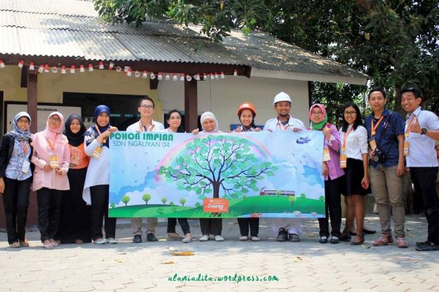 All Inspirator, Fotografer, Videografer, Fasilitator bersama mimpi mimpi adik adik SD Ngaliyan 04 Semarang.
