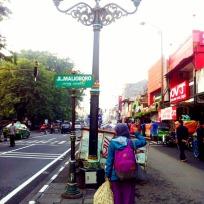 Jl Malioboro Yogyakarta