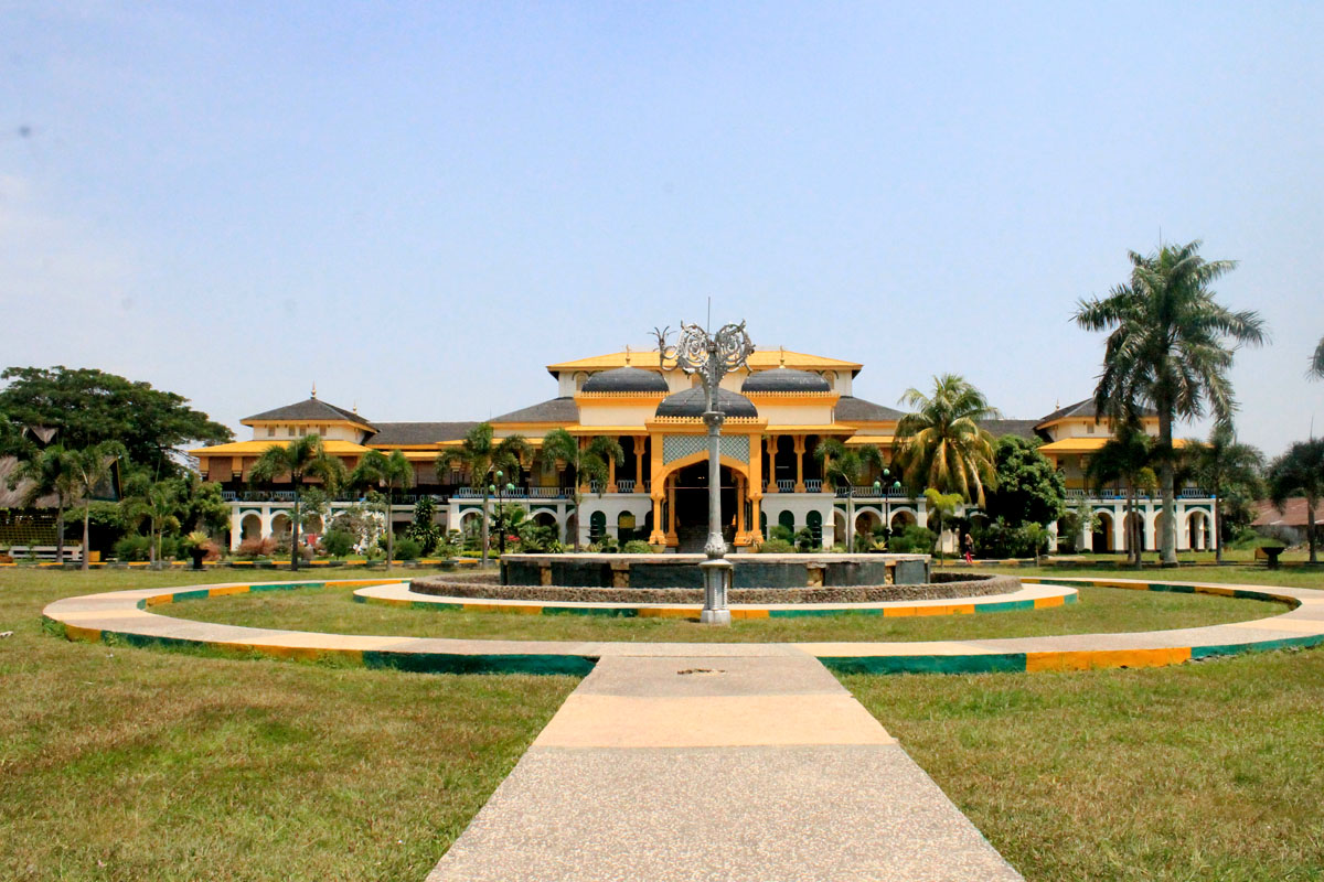 Image result for Istana Maimun