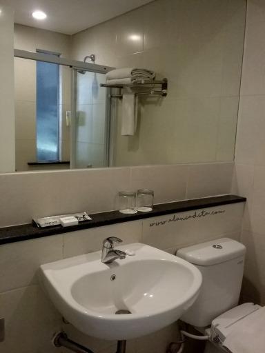 Bathroom The Ballava Hotel