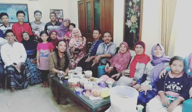Lebaran di Malang