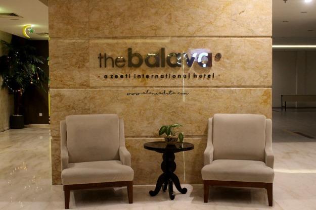 Lobby The Balava