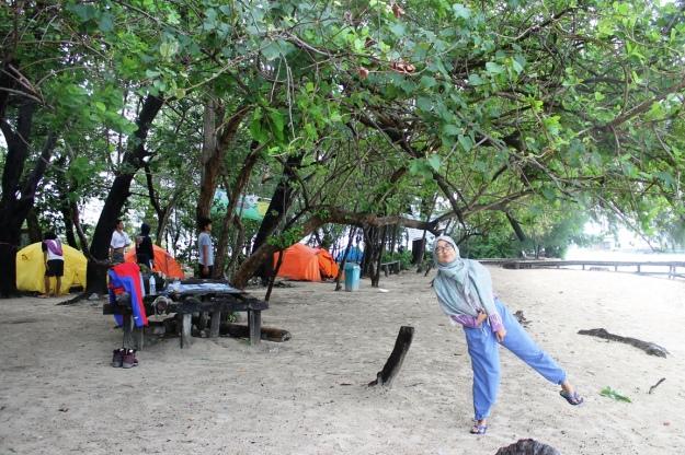 Di Kepulauan Seribu