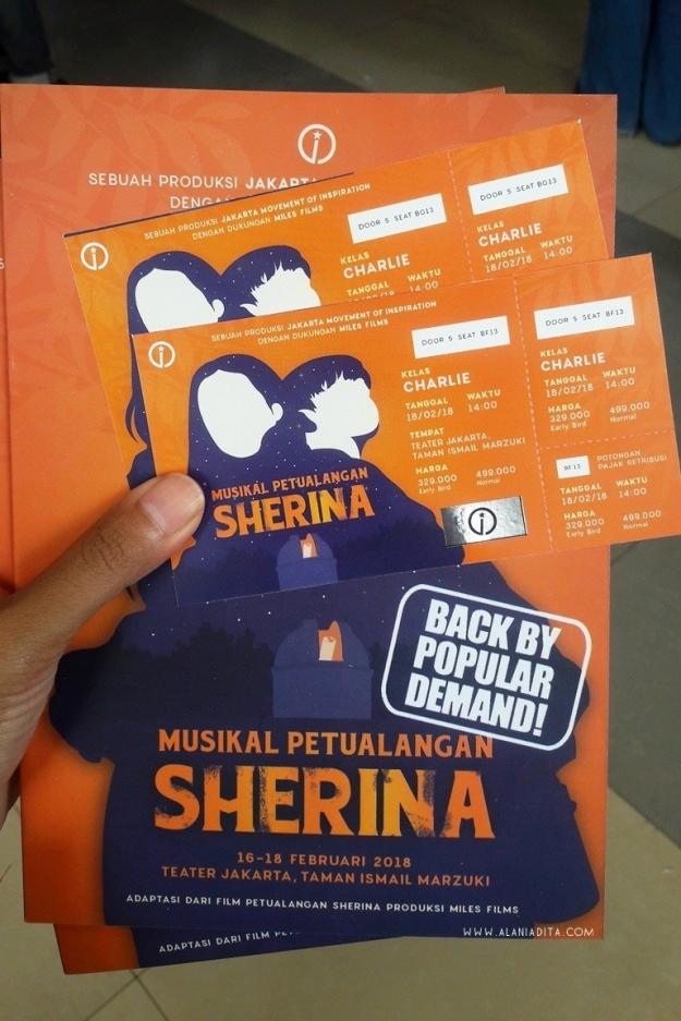 Musikal Petualangan Sherina