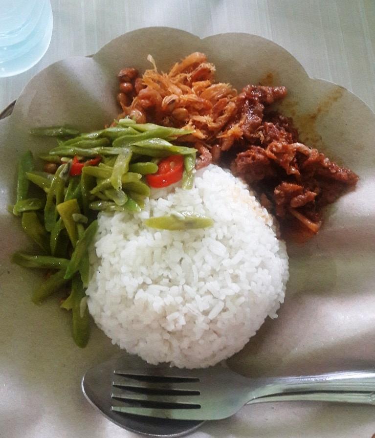 Nasi Balap Puyung