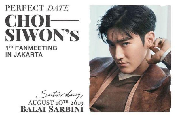 fansmeeting Siwon