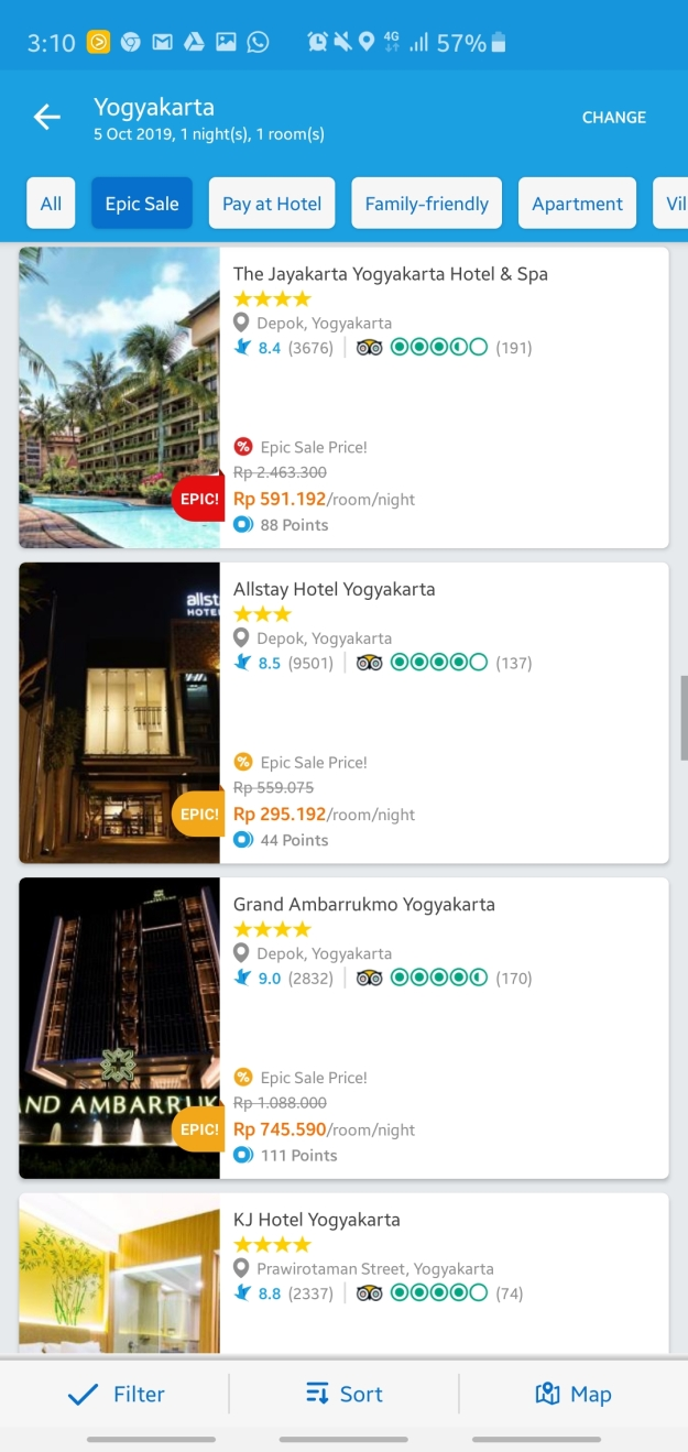 Epic Sale-Yogyakarta